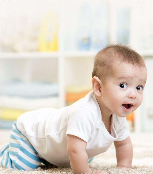 طفلك ( 0-12 شهراً )